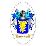 Swetman Sticker (Oval)