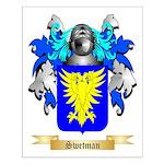 Swetman Small Poster