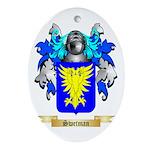 Swetman Oval Ornament
