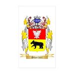 Sweitser Sticker (Rectangle 50 pk)