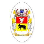 Sweitser Sticker (Oval 50 pk)