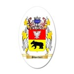 Sweitser 35x21 Oval Wall Decal