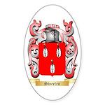 Sweeten Sticker (Oval 50 pk)