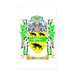Sweeney Sticker (Rectangle 50 pk)