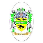 Sweeney Sticker (Oval 50 pk)