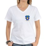 Swatman Women's V-Neck T-Shirt
