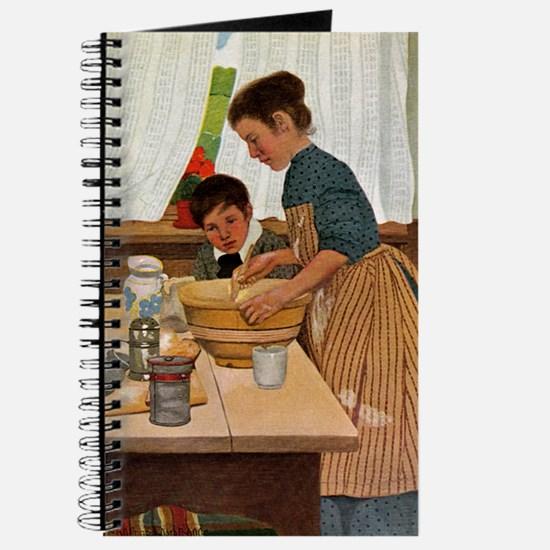 Mother's Day Cooking With Mom Journal