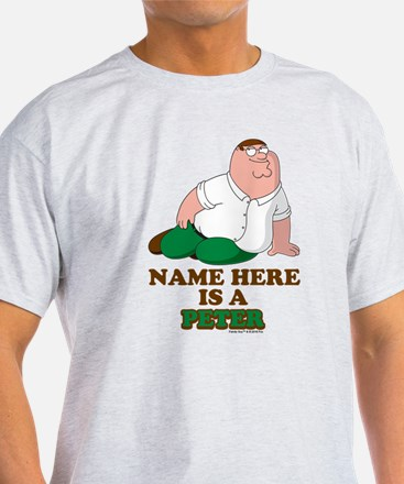 Family Guy Peter Personalized T-Shirt