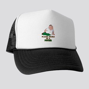 Family Guy Peter Personalized Trucker Hat