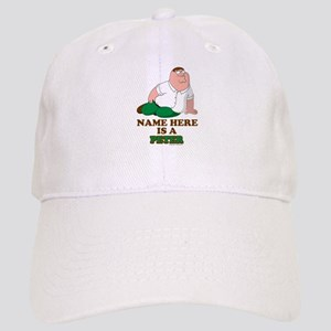 Family Guy Peter Personalized Cap