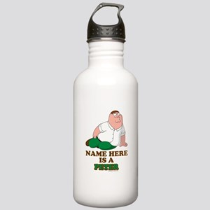 Family Guy Peter Perso Stainless Water Bottle 1.0L