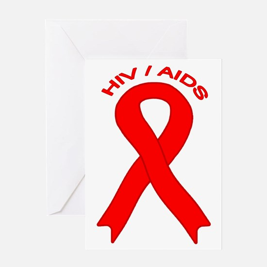 AIDS/HIV Greeting Card