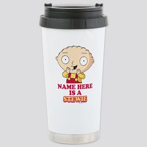 Family Guy Stewie Perso Stainless Steel Travel Mug