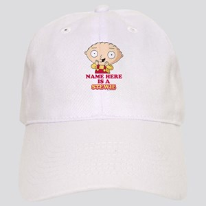 Family Guy Stewie Personalized Cap