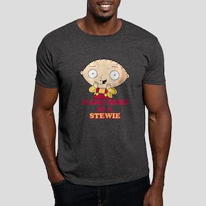 Family Guy Stewie Personalized Dark T-Shirt