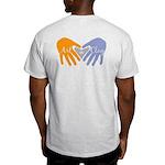Art in Clay / Heart / Hands Light T-Shirt