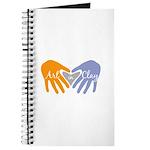Art in Clay / Heart / Hands Journal
