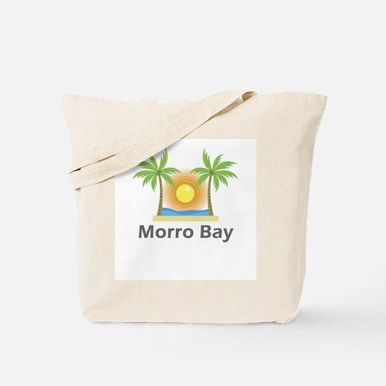 Morro Bay Tote Bag