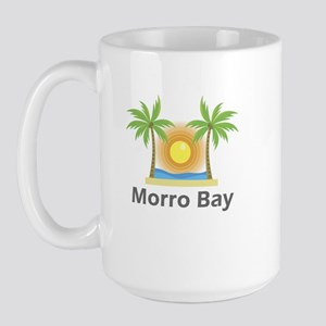 Morro Bay Large Mug