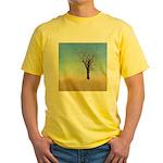 23.waimea.. Yellow T-Shirt