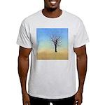 23.waimea.. Ash Grey T-Shirt
