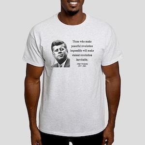 John F. Kennedy 16 Light T-Shirt