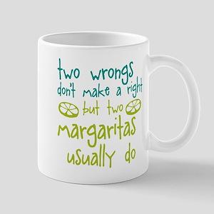 Two Margaritas Mugs