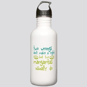 Two Margaritas Stainless Water Bottle 1.0L