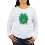 California Green Man Long Sleeve T-Shirt