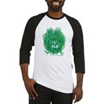 California Green Man Baseball Jersey