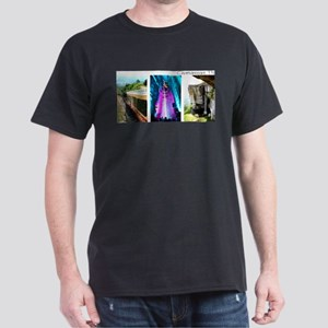 Rock City, Ruby Falls, Inclin T-Shirt