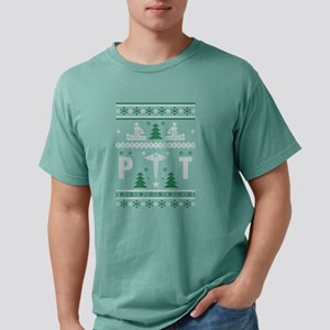 Physical Therapist PT Ugly Christmas Sweat T-Shirt