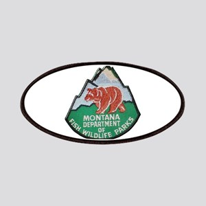 Montana Game Warden Patch