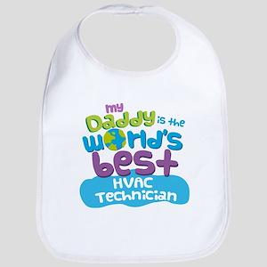 HVAC Technician Gifts for Kids Bib