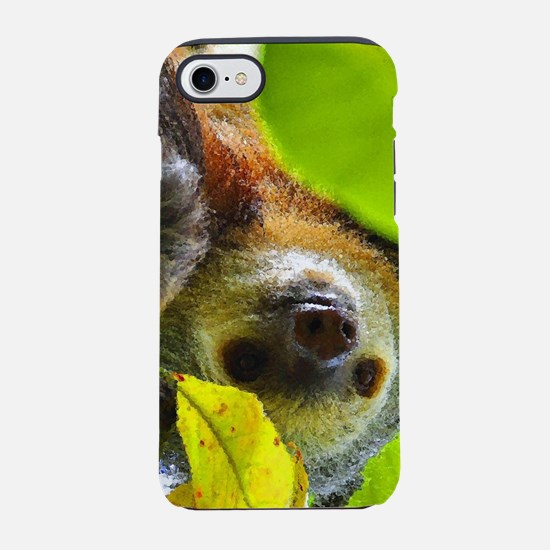Sloth_20171109_by_JAMColors iPhone 8/7 Tough Case