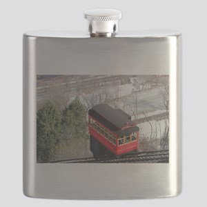 Pittsburgh Incline Flask