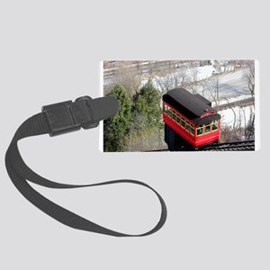 Pittsburgh Incline Luggage Tag