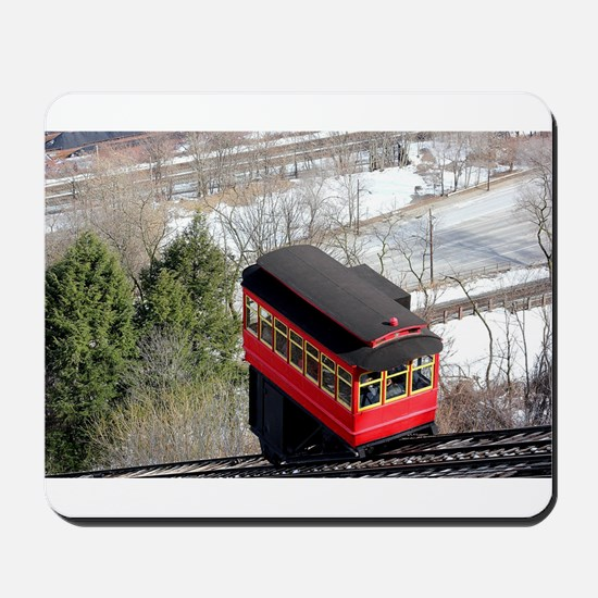 Pittsburgh Incline Mousepad