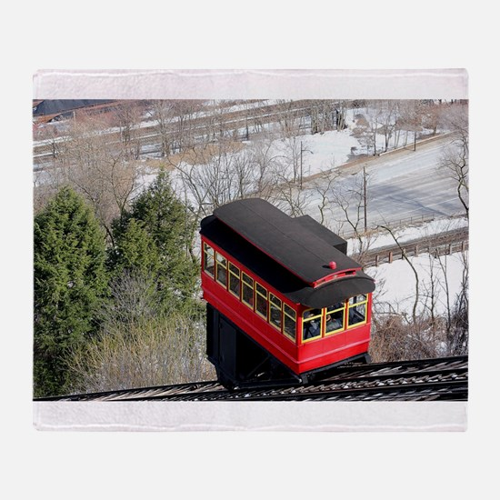 Pittsburgh Incline Throw Blanket