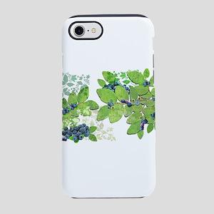 Blueberries from Nova Scotia iPhone 8/7 Tough Case
