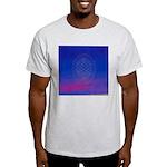 64.flowerolife plus.. Ash Grey T-Shirt