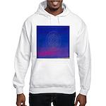 64.flowerolife plus.. Hooded Sweatshirt