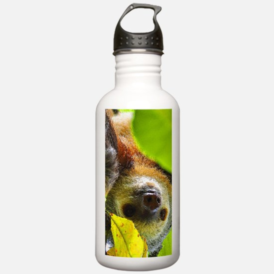 Sloth_20171109_by_JAMC Water Bottle