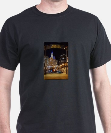 Chicago Riverwalk T-Shirt