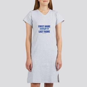 HIMYM Personalized Wait For It Women's Nightshirt