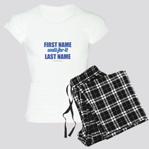 HIMYM Personalized Wait For Women's Light Pajamas