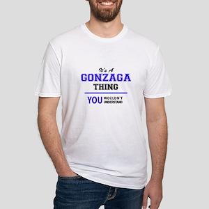 It's GONZAGA thing, you wouldn't understan T-Shirt