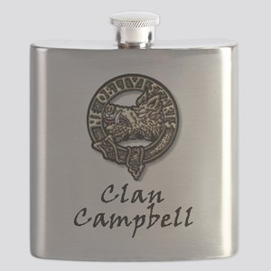 Clan Campbell Flask
