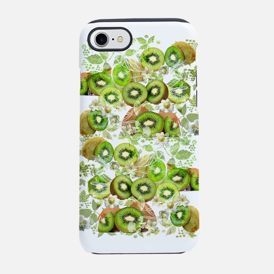 Fuzzy Kiwifruits from New Ze iPhone 8/7 Tough Case