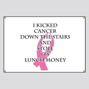 Breast Cancer Bully Banner